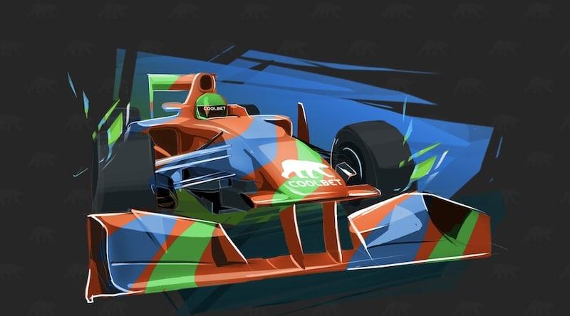 F1-kesäkisa Coolbetilla jatkuu – voita matka Monzan osakilpailuun!