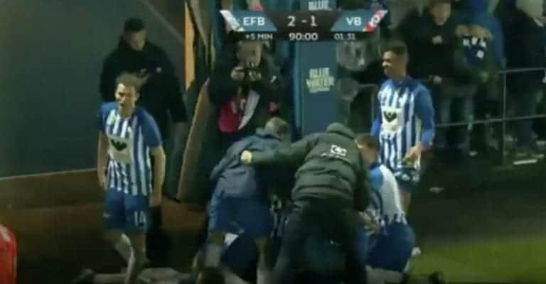 Video: Joni Kauko höynäytti veskaria ovelalla tavalla – lisäaikamaali pelasti joukkueen kauden
