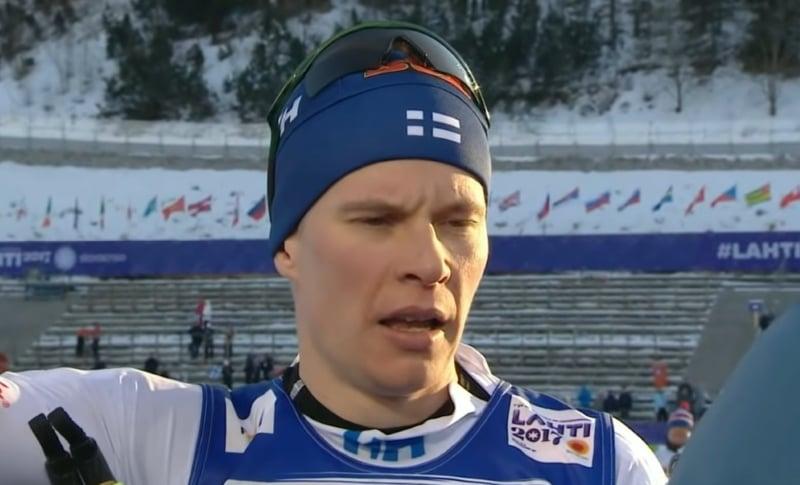 Klassikkovideo: Matti Heikkinen hiihti jäätävällä tavalla maailmanmestariksi!