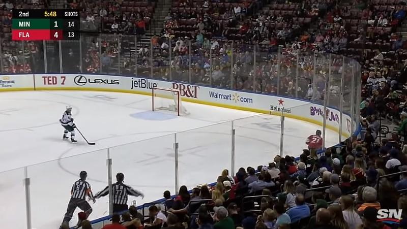 Video: Minnesota-veskari luuli jäähyn olevan tulossa - lähti vaihtoaitioon