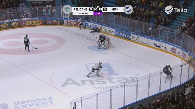 Video: Tommi Santala sai 5 ottelun pelikiellon polvitaklauksesta