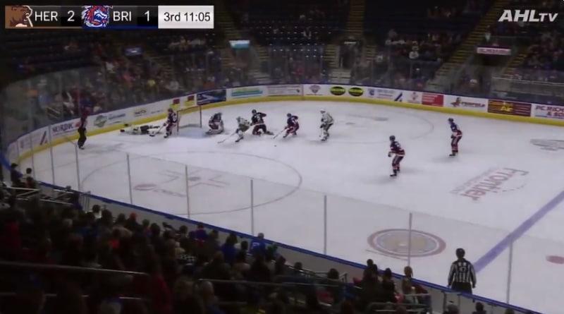 AHL pelaaja Aaron Ness - Pallomeri.net
