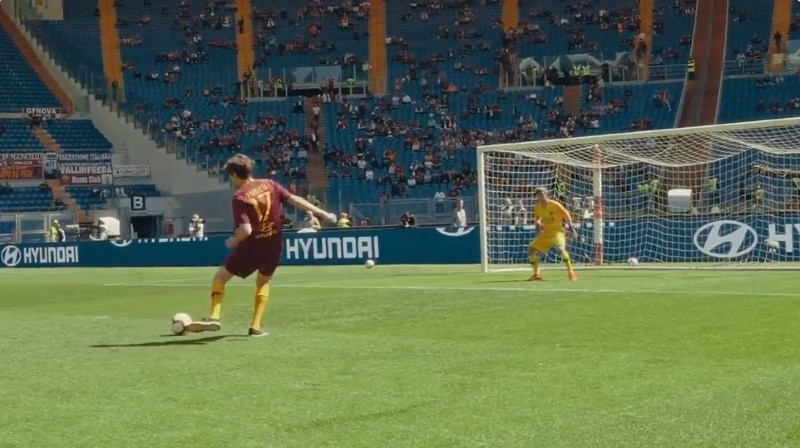 """Video: """"Minäkin olisin tehnyt tuosta"""" – AS Roma kutsui fanin todistamaan väitteensä"""
