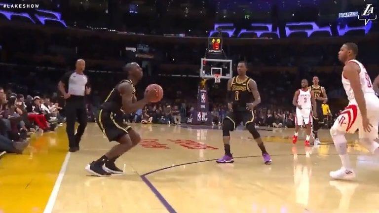 Klassikkovideo: 10 vuotta kehitysliigassa pelannut Andre Ingram kutsuttiin ylös LA Lakersiin – debyytti kuin elokuvista