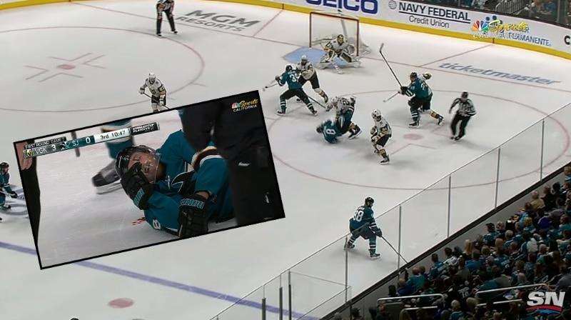 NHL pyysi Vegasilta anteeksi kohun aiheuttanutta ulosajoa – myös ottelun erotuomarit hyllytettiin loppukaudeksi