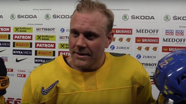 Patric Hörnqvist saapuu MM-kisoihin – Ruotsilla jo 14 NHL-pelaajaa