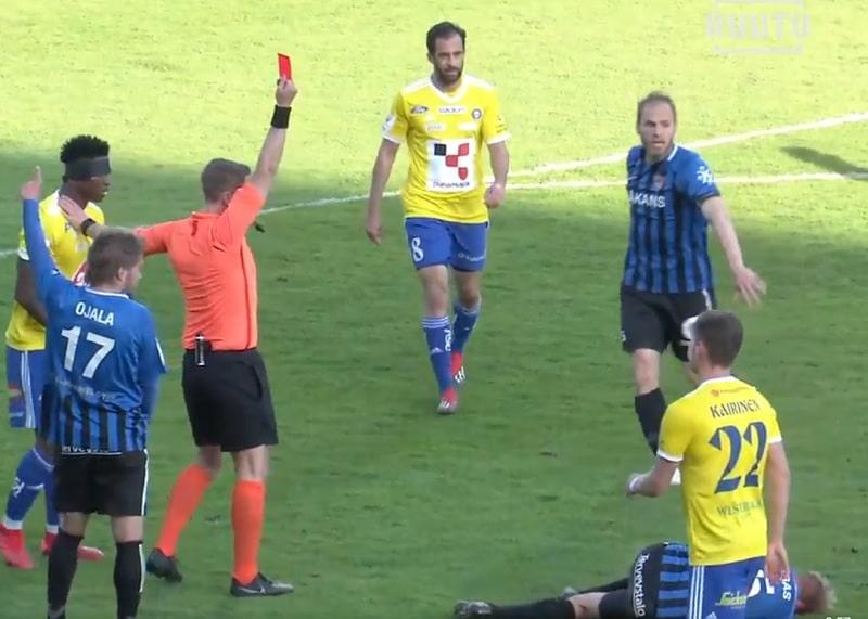 Video: Obilor sikaili ja näki punaista – HJK:lle rumin tappio vuosiin!