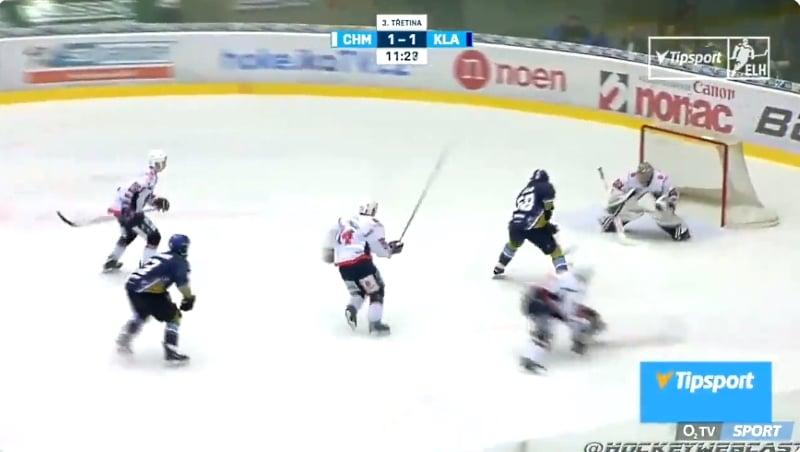 Video: Jaromir Jagr sooloili fantastisen osuman Tshekin liigan karsinnoissa