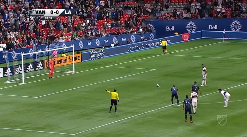 MLS Vancouver Whitecaps panenka - pallomeri.net