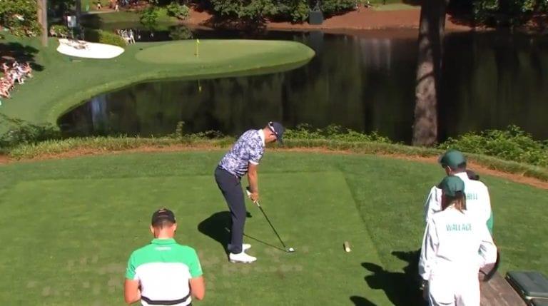 Video: Upea hole-in-one siivitti voittoon – Matt Wallace vei The Mastersin par 3 -kisan