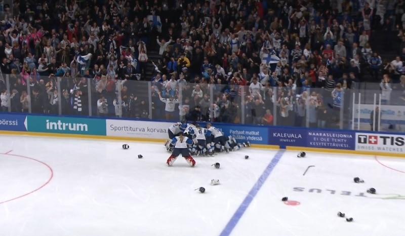 """Jääkiekkoliiton pomot selittivät: """"Tuomarit ja videotuomarit näkivät tilanteen eri tavalla"""""""