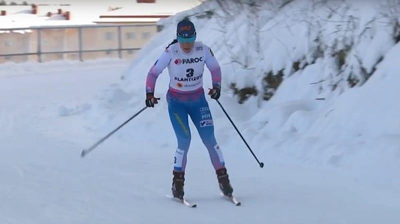 Kova päätös - Krista Pärmäkoski jättää hiihtomaajoukkueen!