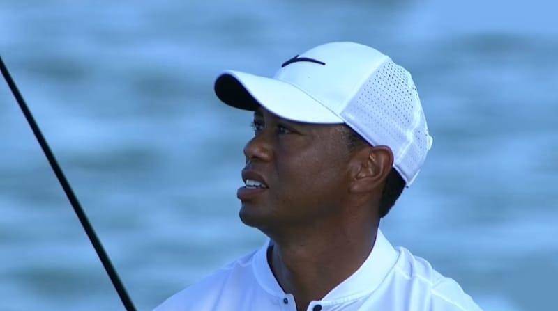 Tiger Woods ihmetteli yleisön huutoja kesken kisan – caddie kertoi kisan jälkeen shokkiuutisen