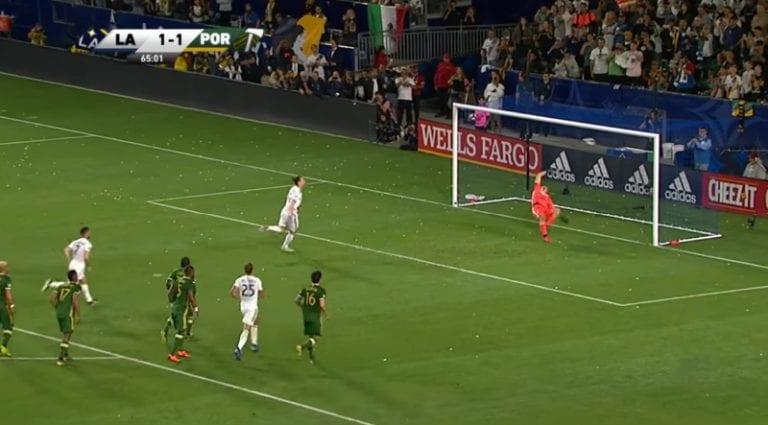 Video: Zlatan Ibrahimovic tekaisi ihanan panenka-rankkarimaalin