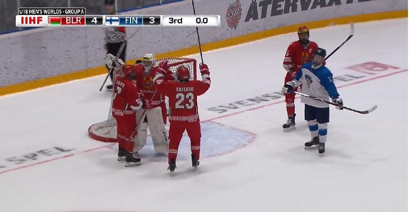 Suomen Top 5 nöyryyttävimmät tappiot U18 MM-kisoissa