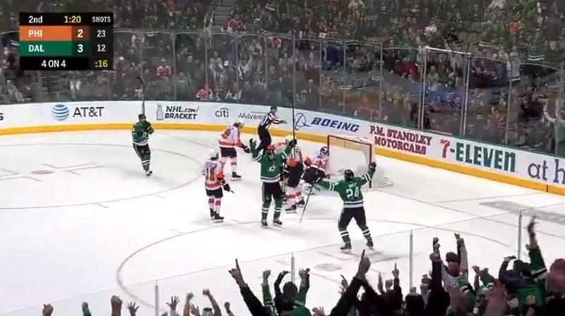 Video: Heiskanen, Hintz ja Lindell pyörittivät Flyersin kebab-kioskille