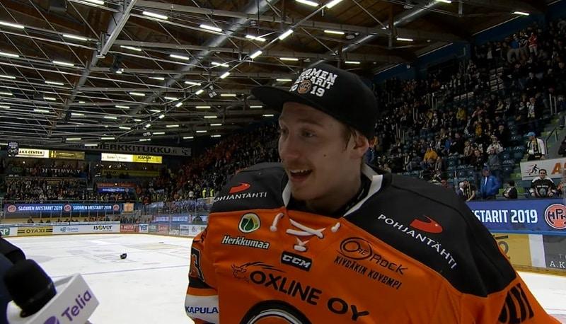 Tappara julkaisi viisi uutta sopimusta – mestarivahti Emil Larmi saapuu Tampereelle