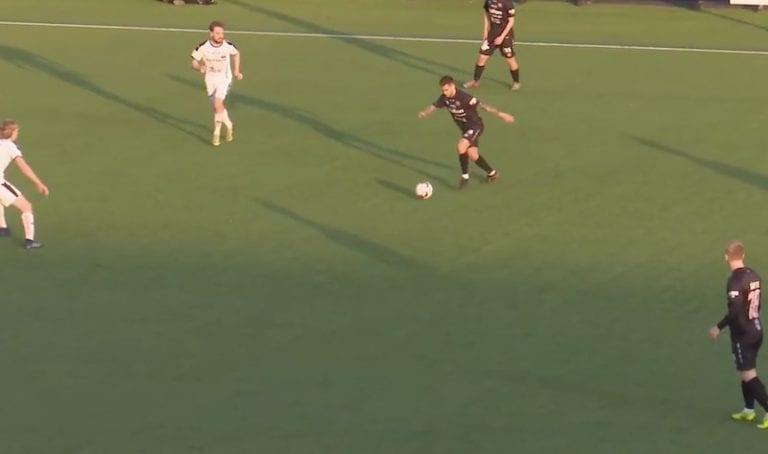 Video: FC Lahti -peluri laukoi häikäisevän kaukolaukausmaalin