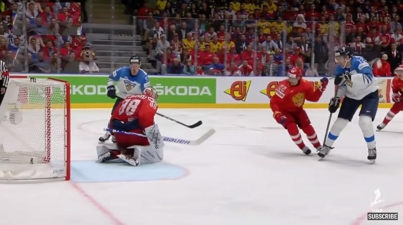 """IIHF ylistää Anttilan taivaisiin – """"Kaikki katsovat ylöspäin, jopa Ivan Drago"""""""