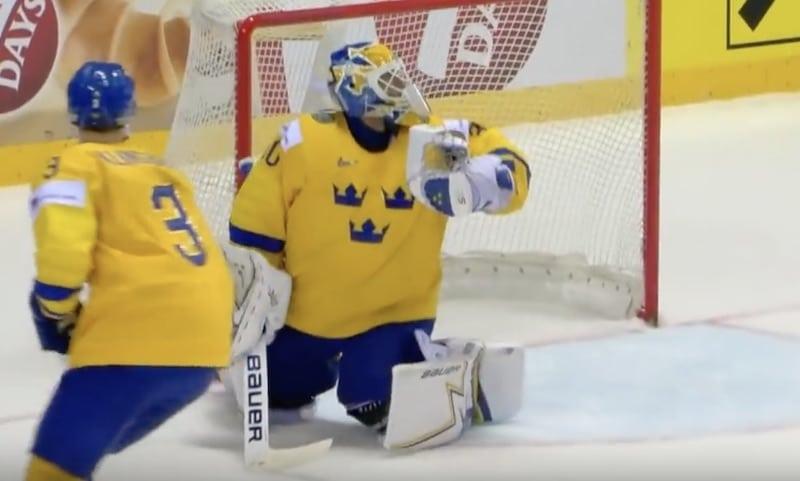 IIHF:n rankingissa kuittaillaan Henrik Lundqvistille –