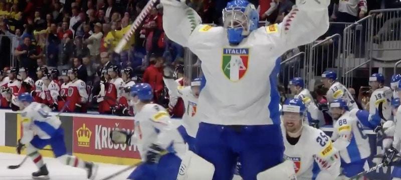 Video: Italia teki todellisen ihmeen MM-kisoissa – pysyi pääsarjassa älyttömän trillerin päätteeksi