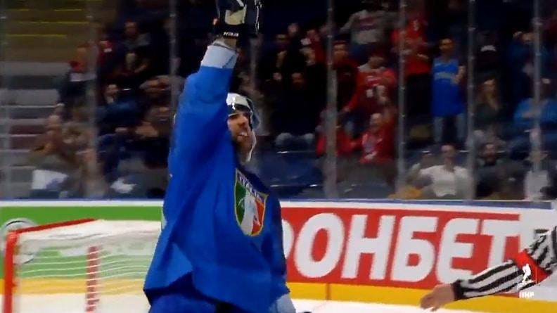 Video: MM-kisoissa nähtiin ihme - Italia onnistui maalinteossa!