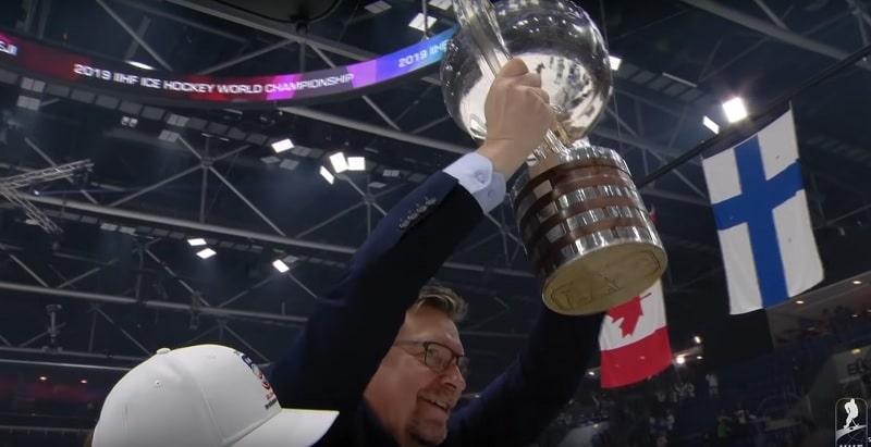 Jukka Jalonen saa tunnustusta - kultaluotsille nimikkoalue Riihimäeltä!