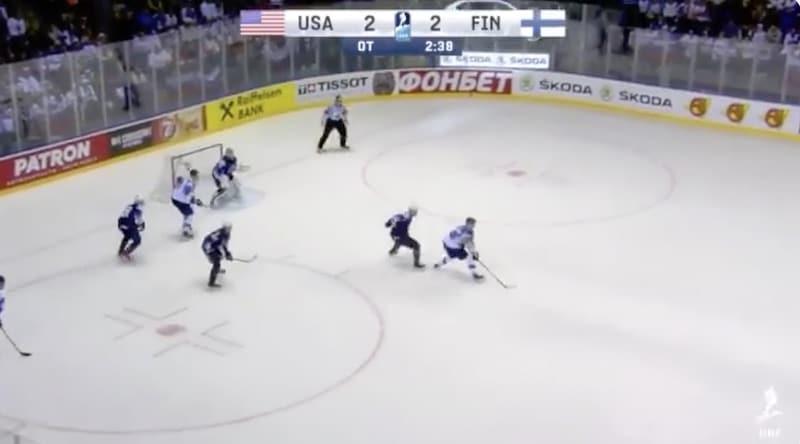 Video: Jäätävä vaihto! – Kaapo Kakko laittoi yli 1000 NHL-pelin Ryan Suterin pesukoneeseen