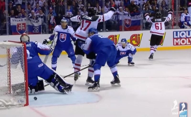 MM-kisat: Kanada-Ranska - tässä ilmainen live stream otteluun!