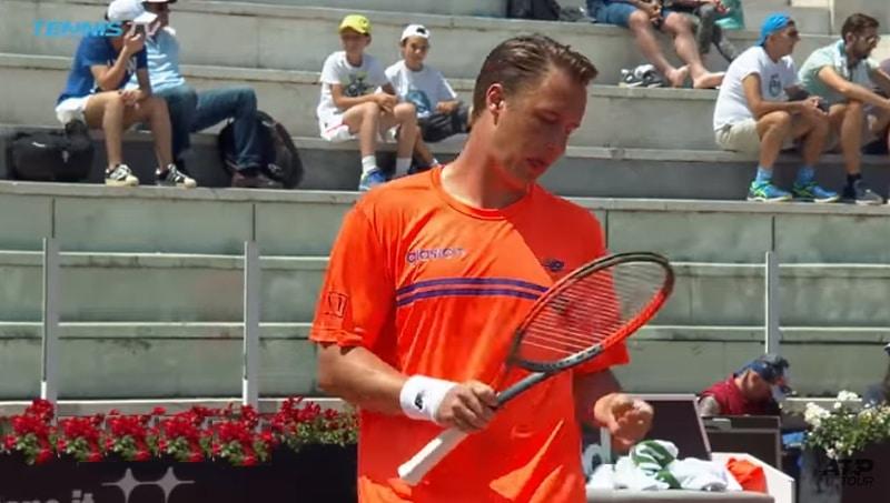 Henri Kontinen ja Jan-Lennard Struff taipuivat Australian Openin puolivälierissä