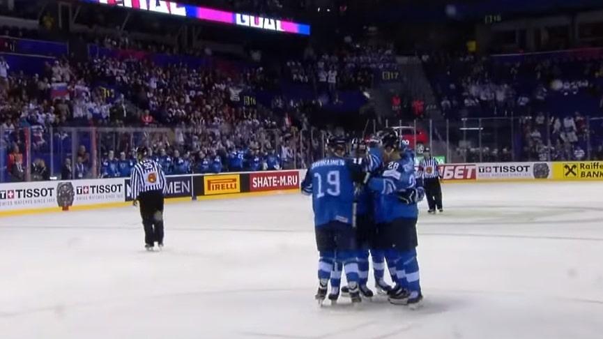 Suomi voittaa MM-kultaa? Näin teet kympillä yli 500 euroa!