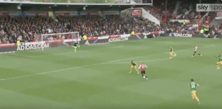 Video: Marcus Forss iski uransa ensimmäisen maalin Englannin Championshipissä