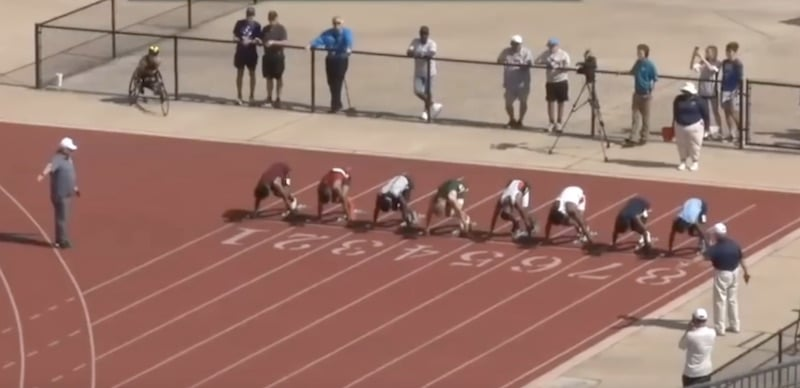Video: Matthew Boling juoksi 100 metriä alle 10 sekuntiin – kaikkien aikojen nopein lukiolaisen juoksema aika