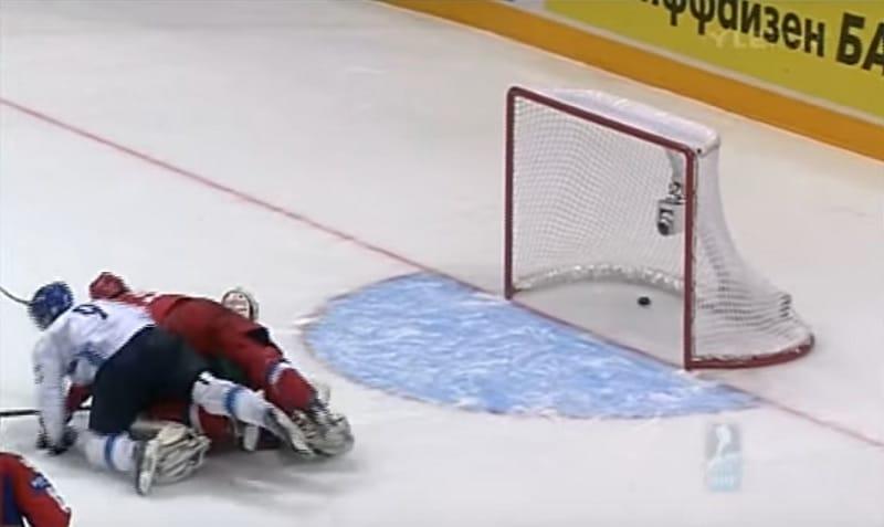 Tänä päivänä MM-historiassa - eli se kerta, kun Koivu löi Suomen finaaliin!