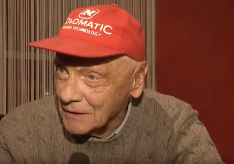 Formulalegenda Niki Lauda on kuollut 70 vuoden iässä