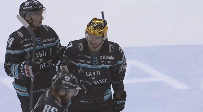 IS: Oliwer Kaski siirtyy NHL:ään - uusi osoite Detroit Red Wings