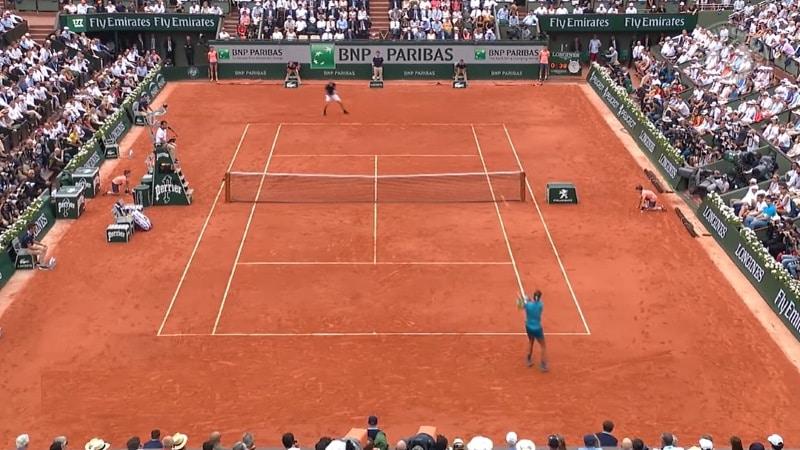 Ranskan avointen kaaviot arvottiin - Rafael Nadal aloittaa karsijaa vastaan