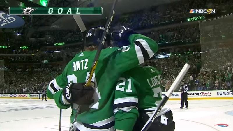 Roope Hintz osoitti huimaa luonnetta – pelasi murtuneella jalalla NHL:n pudotuspeleissä