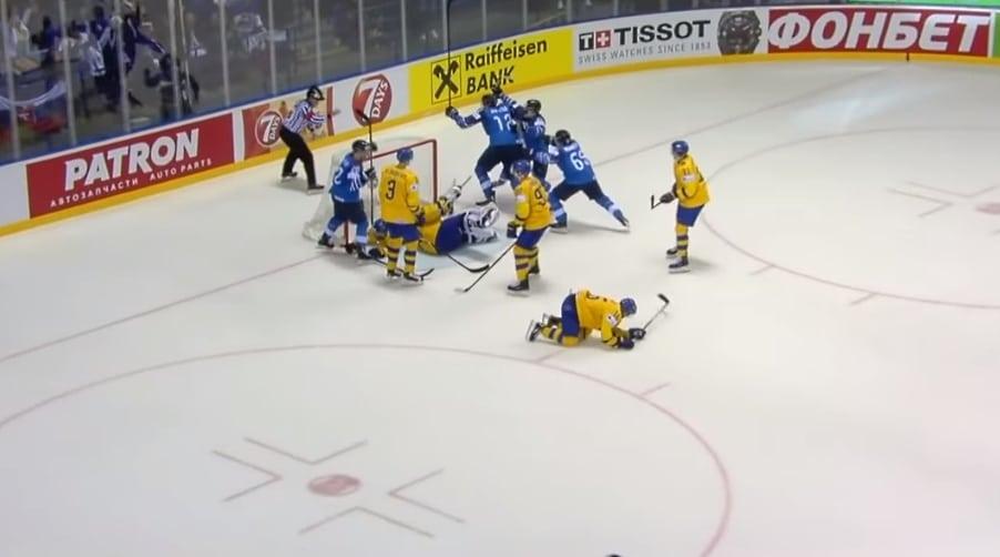 Ruotsin valmentajalta erikoinen selitys hämmennystä herättäneelle