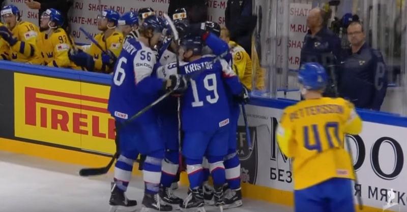 Slovakia tähtää pudotuspeleihin MM-kisoissa - katkeaako kuiva kausi?