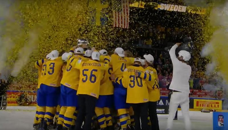 Ruotsi MM-kisoihin kullan kiilto silmissä - Tre Kronor on yksi suosikeista