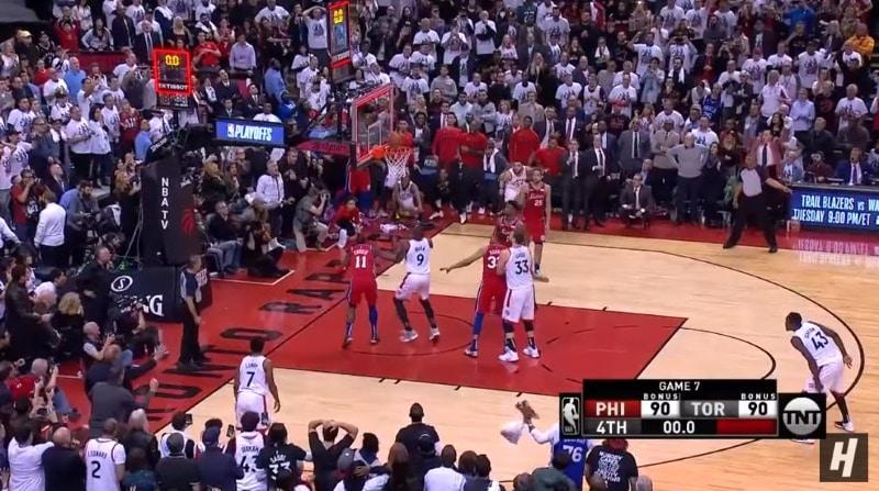 Video: Game 7 sai uskomattoman loppuratkaisun NBA:ssa