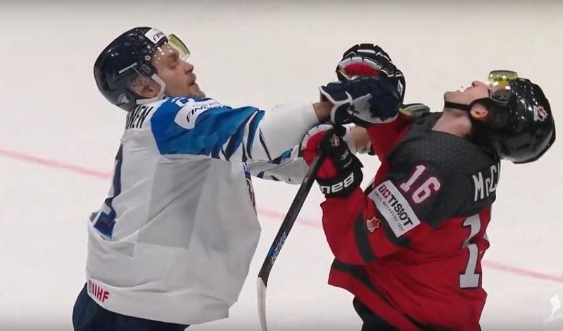 Video: Osaa sen Kanadakin – Jared McCann pisti filmiksi!
