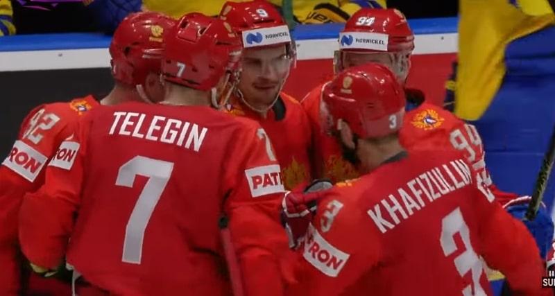 MM-puolivälierät: Venäjä-USA – tässä ilmainen live stream matsiin!