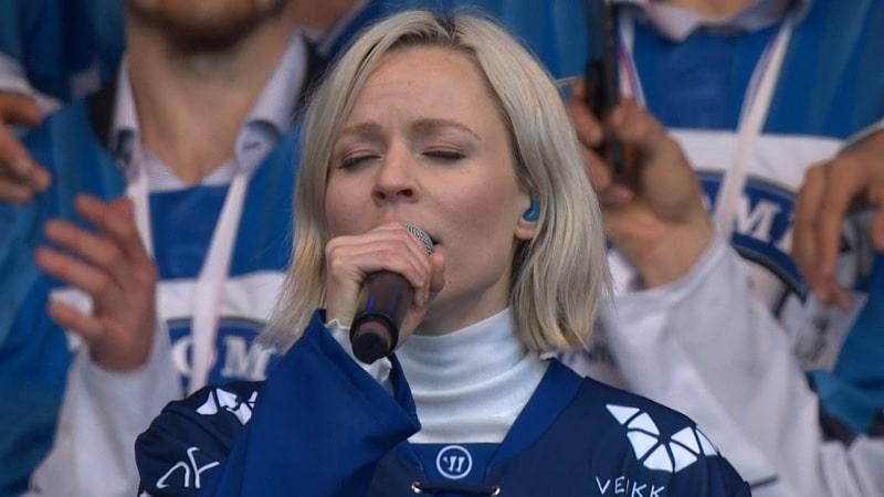 40000 ihmistä juhli Leijonien kanssa - Sauli Niinistö ja Paula Vesala varastivat show'n!