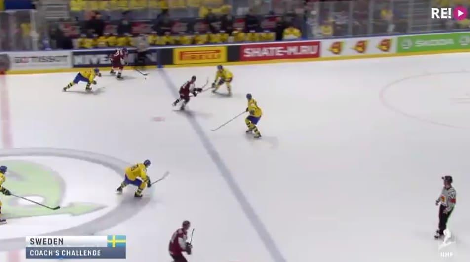 Video: Videotuomio puhutti MM-kisoissa - oliko Latvian maali paitsio?