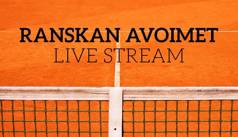 Kontinen-Peers - tässä ilmainen Ranskan avoimet live stream!