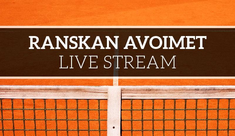 Ranskan avoimet: Rafael Nadal - ilmainen live stream kaikkiin matseihin!