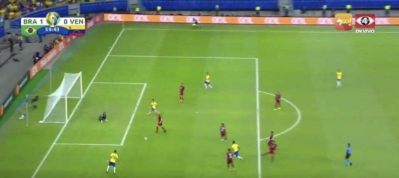 Video: Brasilia joutui pettymään Copa Américassa – kolme maalia hylättiin VAR:lla