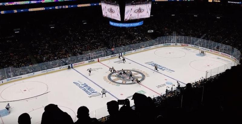 Coolbetin kisavoittajat olivat paikan päällä Stanley Cupin finaaleissa – katso upea tunnelmavideo!